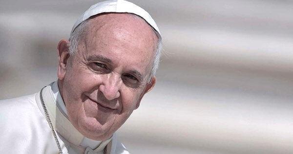 pregare secondo papa francesco
