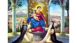 preghiere alla madonna di pompei