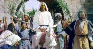 preghiere per la domenica delle palme